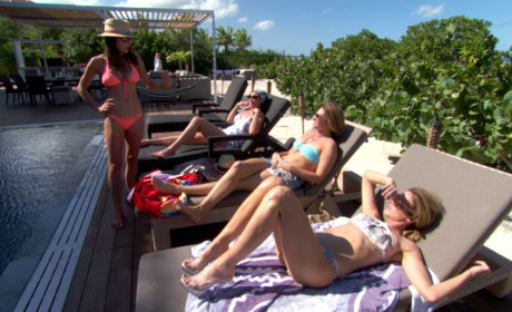 The Real Housewives of New York City Return Photo Season 7 Episode 1