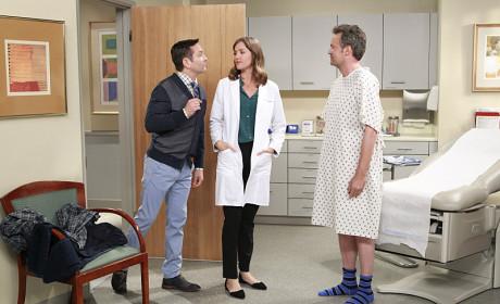 The Odd Couple Season 1 Episode 6 Review: Heal Thyself