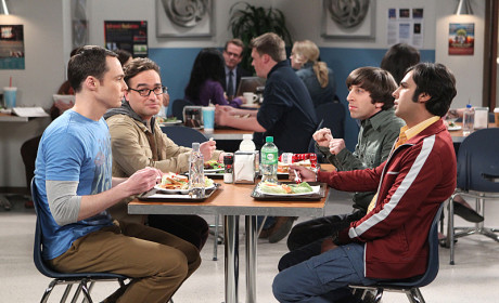 The Big Bang Theory Season 8 Episode 20 Review: The Fortification Implementation