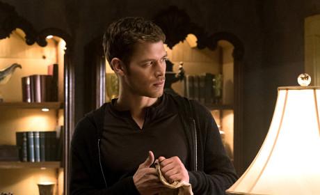 Klaus at the Bar - The Originals Season 2 Episode 18