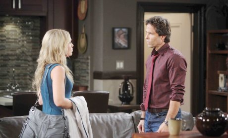 Jennifer and Daniel Clash - Days of Our Lives
