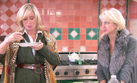 The Real Housewives of New York City Season 7 Episode 2 Review: New House, Old Grudges