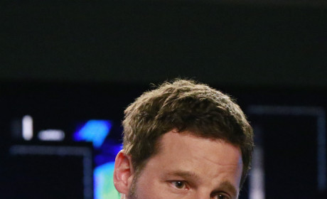 Alex Looks Concerned - Grey's Anatomy Season 11 Episode 20