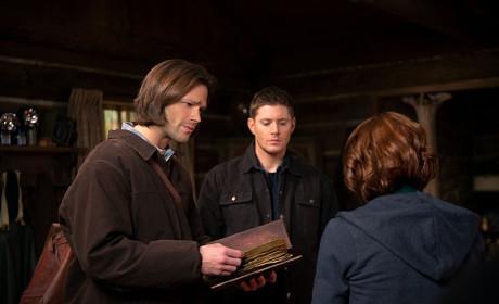 Supernatural: Watch Season 10 Episode 18 Online