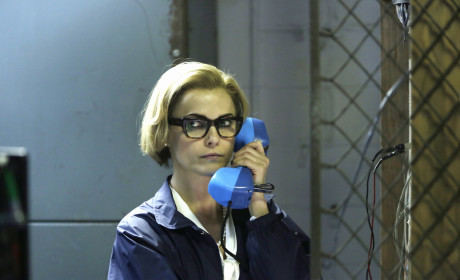 A Menancing Commander - The Americans