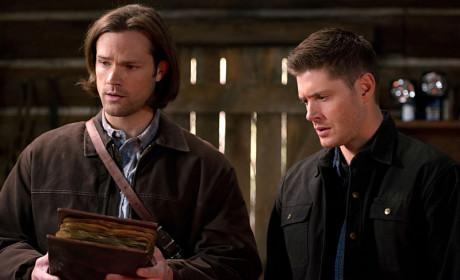 Sam and Dean - Supernatural Season 10 Episode 18