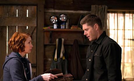 Charlie and Dean - Supernatural Season 10 Episode 18