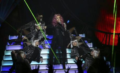 Xtina on Nashville Season 3 Episode 18