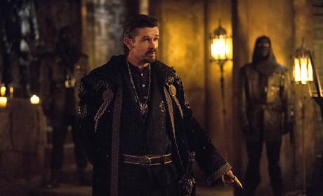 Speech Time - Arrow Season 3 Episode 20