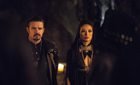 Meet My Priestess - Arrow Season 3 Episode 20