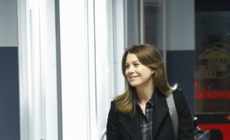 Meredith and Kids - Grey's Anatomy