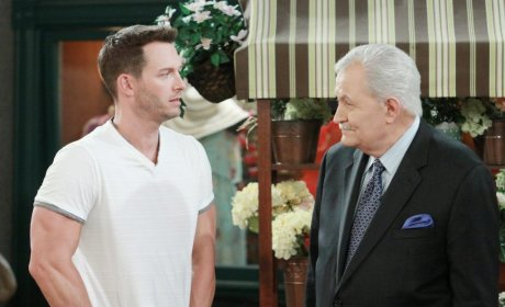 Brady Gets Victor's Help - Days of Our Lives