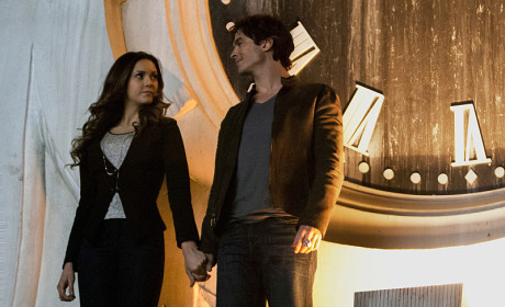 """The Vampire Diaries Photos from """"I'd Leave My Happy Home For You"""""""