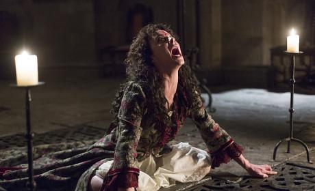 Evelyn Poole Attacks - Penny Dreadful Season 2 Episode 1