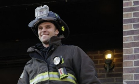 Jesse Spencer as Lieutenant Matthew Casey -- Chicago Fire