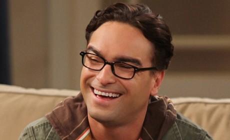 Johnny Galecki as Dr. Leonard Hofstadter -- Big Bang Theory - The Big Bang Theory
