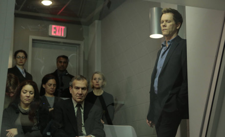 A Hostage Situation - The Following