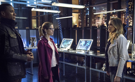 The New Lair - Arrow Season 3 Episode 21