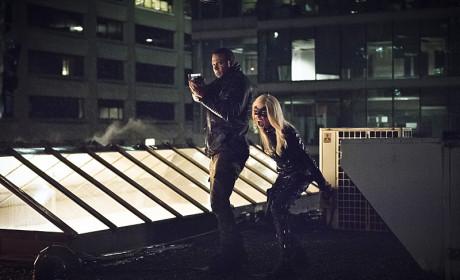 Crouching Canary - Arrow Season 3 Episode 21