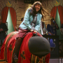 Betty Rides the Horse