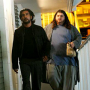 Sayid and Hurley