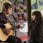 Jesse Sings to Betty