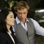On the Set of The Mentalist