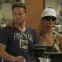Kate Walsh, Alex Young Go Shopping