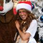 Shenae Grimes: Merry Christmas!