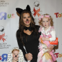 Brooke Shields and Daughters Attend Halloween Event