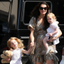 Brooke Shields on Her Children