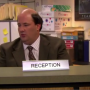 Kevin the Receptionist