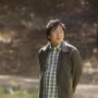 On the Set of Heroes with Masi Oka
