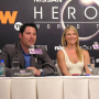 Greg Grunberg Dishes on Heroes World Tour