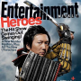 Masi Oka Graces Cover of Entertainment Weekly