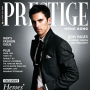 Milo Ventimiglia is Prestige Cover Boy
