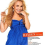 Hayden Panettiere Dishes on Style