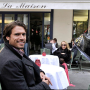 On the Set with The Young and the Restless... in Paris!