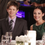 Lee Norris and Lisa Goldstein
