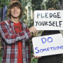 Pledge-yourself