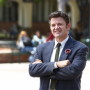 John Michael Higgins on Community