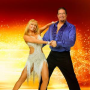 Kym Johnson, Penn Jillette