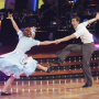 A Hough Night for Top Pairs on Dancing With the Stars