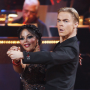 Lil Kim and Derek Hough Routine