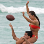 Mario Lopez and Karina Smirnoff: Fun in the Sun