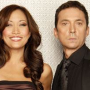 Bruno Tonioli and Carrie Ann Inaba