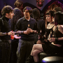 Raj and Wolowitz Go Goth