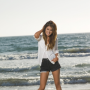 Shenae Grimes on the Beach