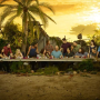The Lost Supper: Dueling Promo Pics Create Stir, Mystery