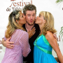 Eric Dane a Smash Hit in Monte Carlo